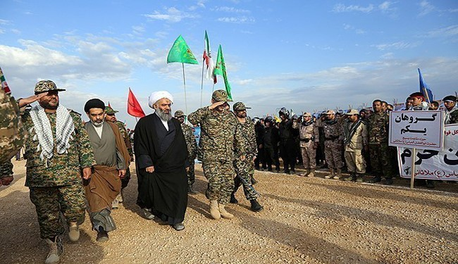 Photo of Photos: Proud of Islamic Ummah Iran Basij Military Forces stage Massive Drills