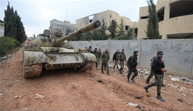 Photo of Hezbollah, Syrian Troops Come Closer to Aleppo's Kuweires Airbase