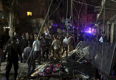 Photo of Lebanese General Security Arrests Men Who Funded, Planned for Dahiyeh Blasts