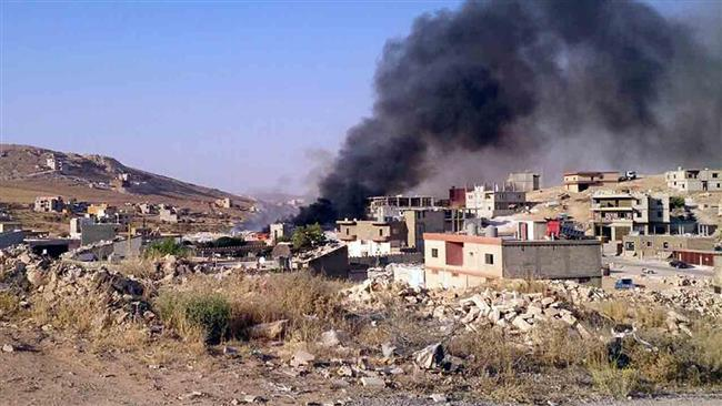 Photo of Five killed, three wounded in Arsal explosion: Sources