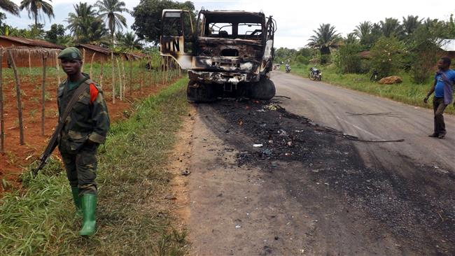 Photo of 30 killed in DR Congo violence