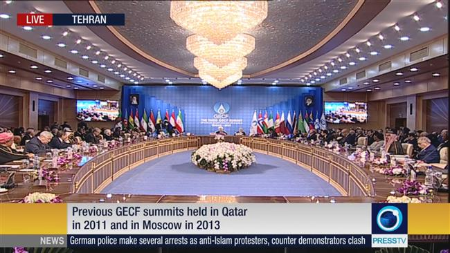 Photo of GECF summit opens in Tehran