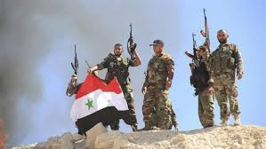 Photo of Syrian, Hezbollah Fighters Destroy Terrorists' Anti-Aircraft Weapons in Aleppo