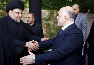 Photo of Iraq's cleric Sadr says talks with Prime Minister Abadi 'constructive'