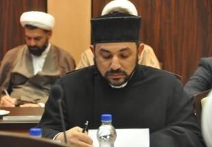 Photo of Bishop hails Iran's respect for religious minorities