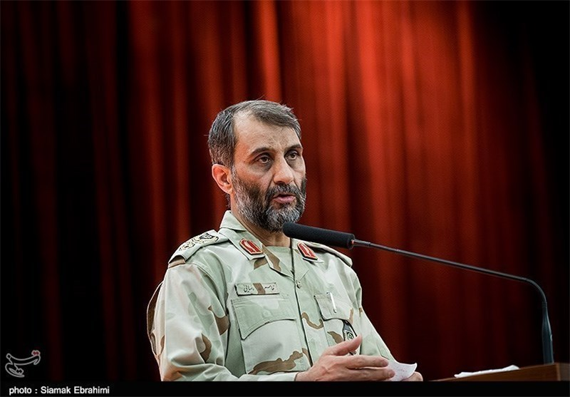 Photo of ISIL Providing Security for Israeli Regime: Iranian Commander