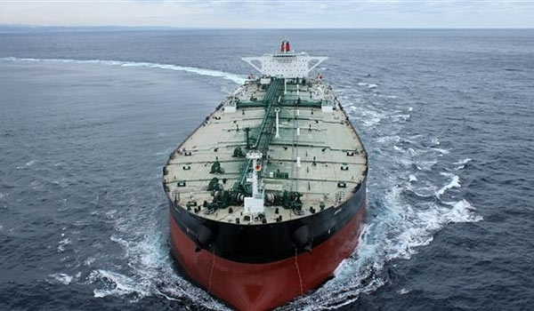 Photo of Iranian Oil Tanker Rescued from Pirate Attack in Bab Al-Mandab