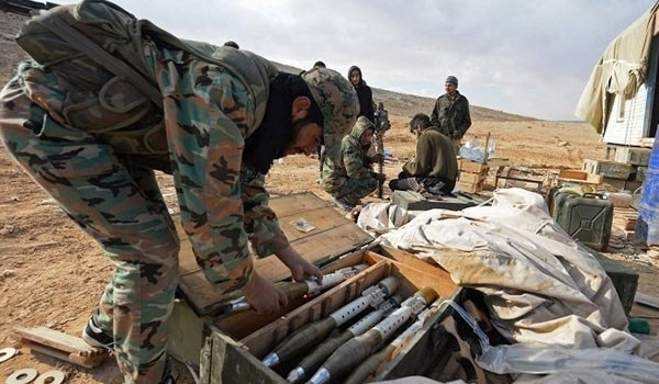Photo of Saudi, UAE Weapons Found in Terrorists' Stronghold in Syria's Lattakia