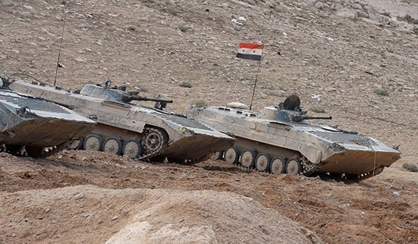 Photo of Syrian Army, Hezbollah Win Back More Lands South of Aleppo