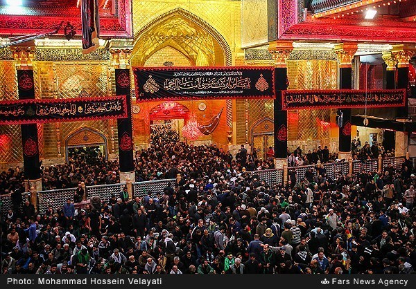 Photo of Photos- Millions of Muslims Mark Arbaen of Imam Hossein (AS) in Karbala