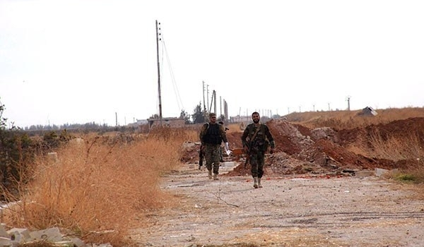Photo of Gov't Forces Win Back New Town Southwest of Syria's Aleppo