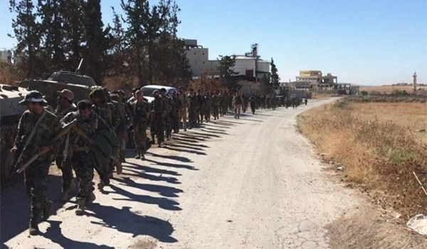 Photo of Hundreds of Iraqi Fighters Flocking to Syria to Join Army Operation North of Aleppo