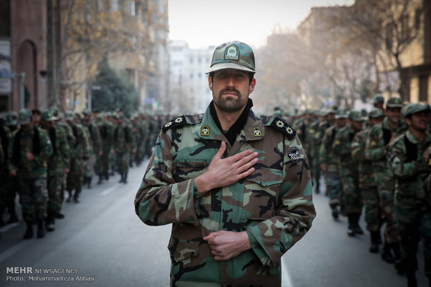 Photo of Photos- Iran Army mourning procession on the occasion of anniversary of demise of Prophet Muhammad