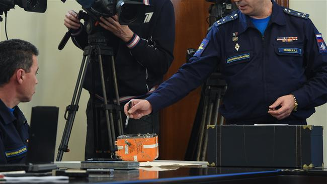 Photo of Russia examines black box of downed plane