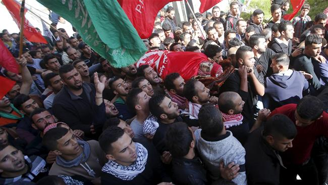 Photo of Slaughterer israeli troops kill 3 more Palestinians