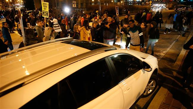 Photo of Protests held in US as Freddie Gray's case ends in mistrial