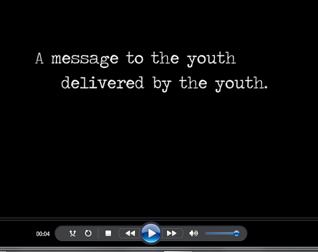 Photo of EXC. VIDEO: A Message to the Youth Delivered by the Youth!