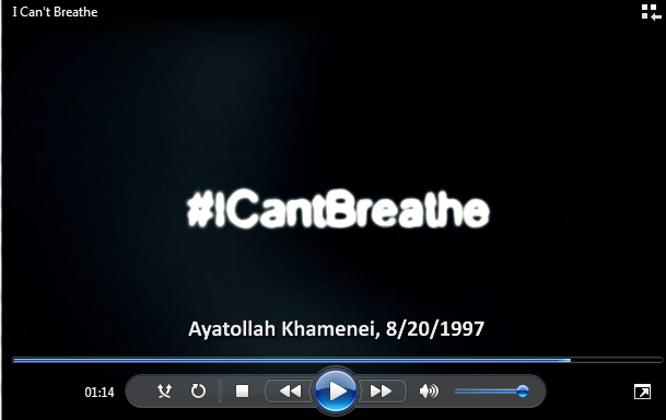 "Photo of VIDEO: American Dream Became A Nightmare for Americans ""I can't Breathe"""