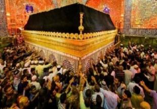 Photo of Imam Ali's (AS) holy shrine to host Millions of Pilgrims