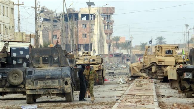 Photo of Iraqi forces deal heavy blows to Daesh militants
