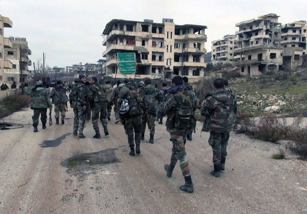 Photo of Syrian Government Gains Advantages in Peace Talks with Military Victory