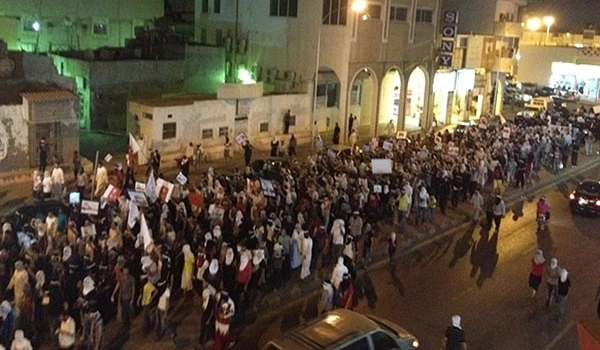 Photo of Saudi People Continue Massive Protests in Qatif Region