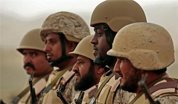 Photo of Saudi mercenary commander killed in central Yemen