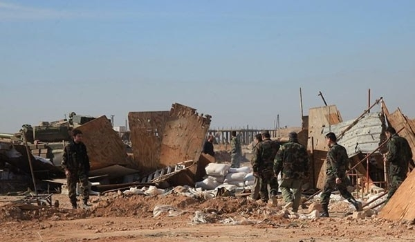 Photo of Terrorists ISIL Sustains Large Casualties in Clashes with Syrian Army Southeast of Homs
