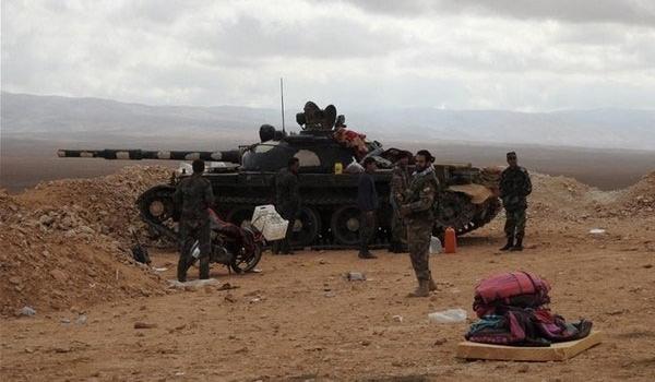 Photo of Syrian Forces Gain Control of Several Regions in Deir Ezzur