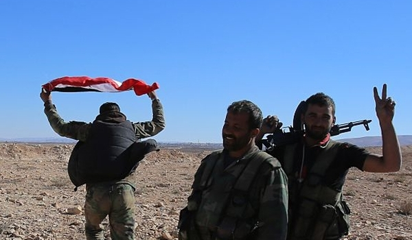 Photo of Syrian Army Wins Back Plants in Eastern Ghouta