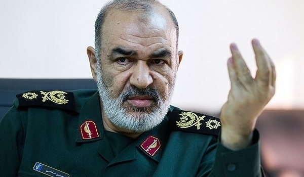 Photo of IRGC Deputy Top Commander: US Marines Crying When Detained