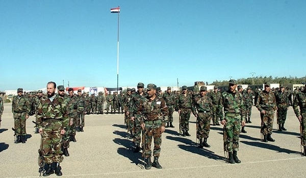 Photo of Syria: Thousands of Fresh Recruits Joining Army in Aleppo