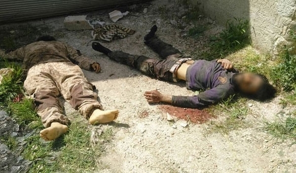 Photo of Two Senior Terrorist Commanders Killed by Syrian Army in Idlib