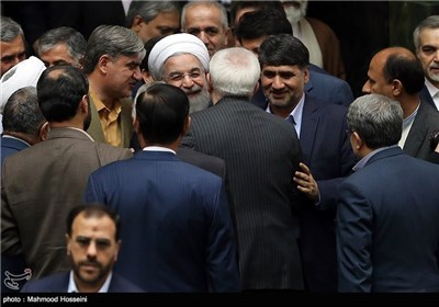 Photo of Iranian Rouhani Submits Budget Bill to Parliament: + Interesting Photos