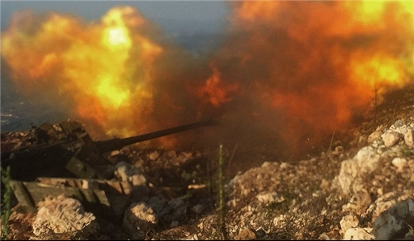 Photo of Syrian Army Destroys Militants' Positions, Kills Notorious Terrorist Commander in Hama