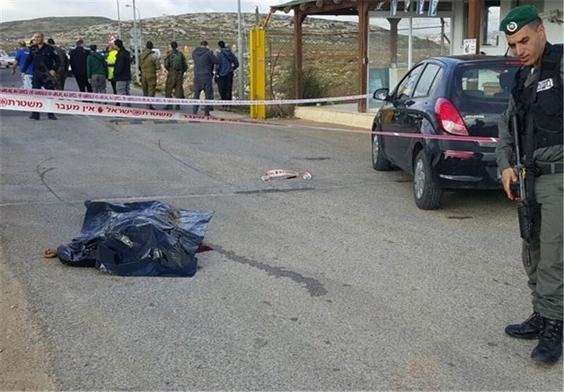 Photo of 13-Year-Old Palestinian Girl Shot Dead after Alleged Stab Attempt