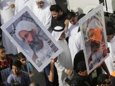 Photo of Sheikh Nimr execution spread hatred of Al Saud among Sunni Muslims
