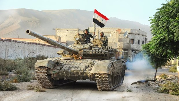 Photo of Syrian Army carries out offensive in northern, southern regions