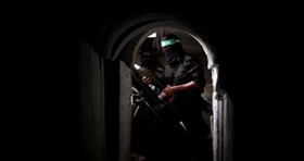 Photo of Al-Qassam: We lost contact with an elite group in a tunnel