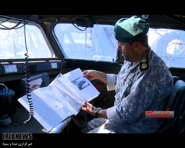 Photo of Fresh pictures of US sailors by IRIB