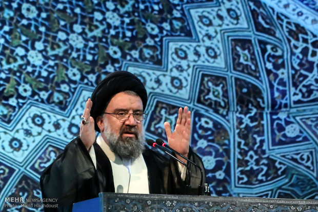 Photo of Cleric calls for realistic hold with Iran deal