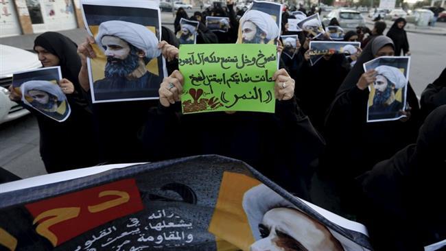 Photo of Inhuman zionist Bahrain Regime detains Shia cleric for protesting Nimr killing