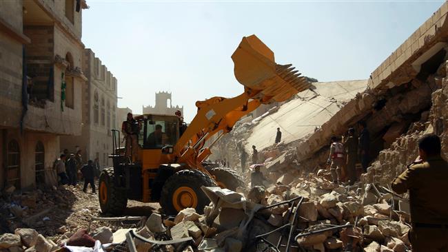 Photo of Saudi Arabia has killed over 8,278 people in Yemen