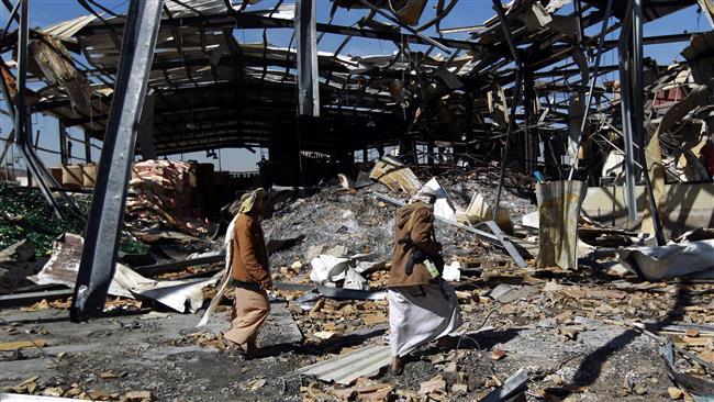 Photo of Fresh zionist Saudi airstrikes leave17 civilians martyred in Yemen