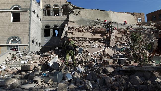 Photo of Saudi warplanes hit Yemen's Hajjah, four people killed