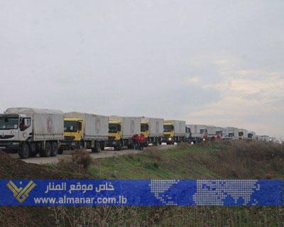 Photo of Photos- Al-Manar Camera Unfolds Fabrications on Madaya