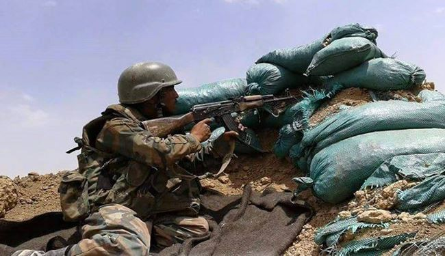Photo of Syrian Army Imposes Heavy Losses on ISIS in Deir Ezzur