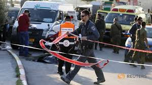Photo of Palestinian Martyred, zionist Soldier injured in New Stabbing Attack