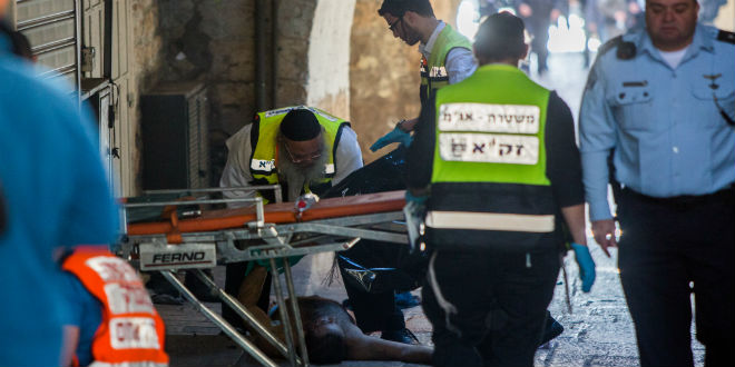 Photo of Two Praiseworthy Palestinian Martyred in West Bank Stabbing Operation