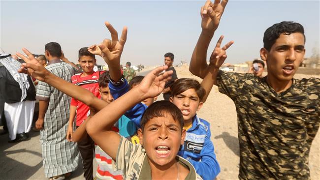 Photo of Iraq recaptures northern village hours after Daesh blitz